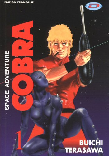 Mangas Cobra france - 1998-2002 - Edition 1 - Dynamic Visions